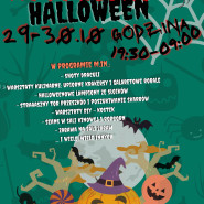 Nocowisko Halloween - drugi termin