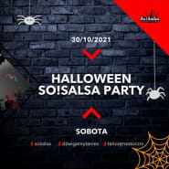 Halloween's  So!Salsa Party