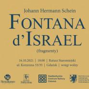 Johann Hermann Schein - motet Fontana d'Israel
