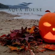 Halloween w Restauracji Aqua House