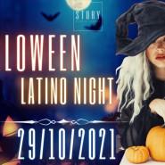 Halloween Latino Night