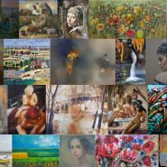 Wernisaż Wystawy Plenerowej z udziałem 20 Artystów