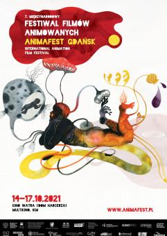 7. Międzynarodowy Festiwal Filmów Animowanych - Animafest Gdańsk