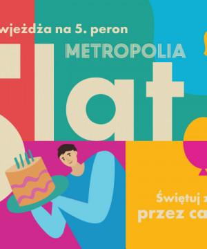 5. urodziny Galerii Metropolia!
