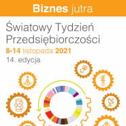 Światowy Tydzień Przedsiębiorczości: Biznes jutra