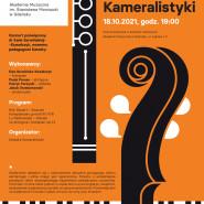 Koncert Katedry Kameralistyki aMuz