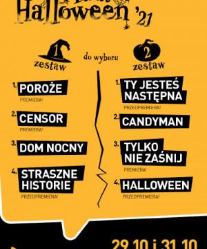 Maraton Halloween  '21: zestaw 1