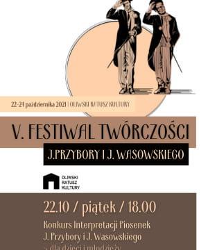Finał konkursu Interpretacji Piosenek Przybory i Wasowskiego