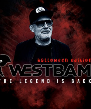 WESTBAM - The Legend is back  -  Halloween Edition