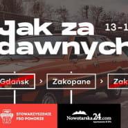 Jak za dawnych lat: Gdańsk-Zakopane-Gdańsk