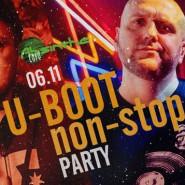 U-boot party & 90's*PIOS/djBARTEZ
