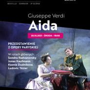 Aïda z Opéra National de Paris