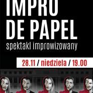 Impro de Papel - spektakl improwizowany