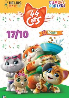 Helios dla Dzieci. Filmowy Poranek: 44 koty