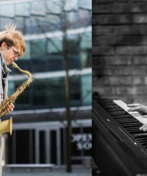 Czwartkowe Live Music:Szczurek&Juźko Duo