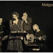 Koncert Małgorzaty Lipińskiej z zespołem w Paszczy Lwa