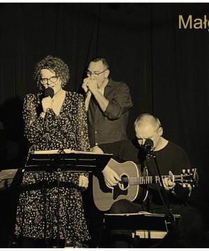 Koncert Małgorzaty Lipińskiej z zespołem