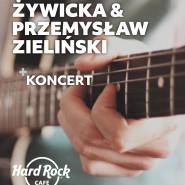 Koncert na żywo: Dominika Żywicka i Przemek Zieliński