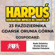 Harpuś - z mapą na Orunię Górną!