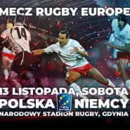 Polska vs Niemcy | Rugby Europe Trophy