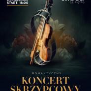 Koncert skrzypcowy - romantyczna muzyka filmowa