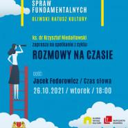Wydział Spraw Fundamentalnych - Jacek Fedorowicz