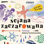 Ściana zaczarowana - ilustracje Bożeny Truchanowskiej
