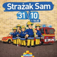 Filmowe poranki: Strażak Sam, cz. 2