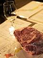 Degustacja win i wołowiny