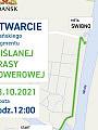7 km dla rowerów - otwarcie nowej drogi dla cyklistów