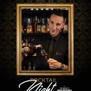 Cocktail Night w Treinta y Tres, Gość Specjalny: Marek Posłuszny