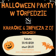 Halloween party w Torpedzie