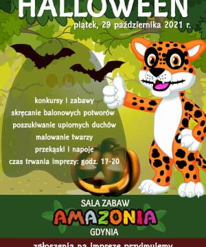 Meksykańskie Halloween w Amazonii