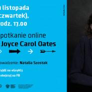 Spotkanie z Joyce Carol Oates
