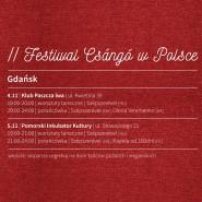 II Festiwal Csángó w Polsce - Między Morzem Czarnym a Bałtykiem