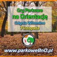 Gry Parkowe na Orientację - Gdynia Witomino