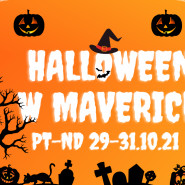 Halloween w Mavericku!