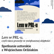 Spotkanie z Wojciechem Orlińskim