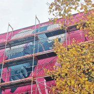 25 lat festiwalu FETA - odsłonięcie muralu