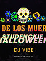 Die De Los Muertos | Największe Studenckie Halloween w Sopocie | Vibe