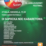 Sopot Top Trendy: IX Sopocka Noc Kabaretowa