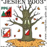 Marsze na Orientację 'JESIEŃ 2003'