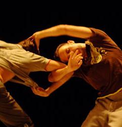 Międzynarodowy festiwal tańca Gdańska korporacja tańca 2007