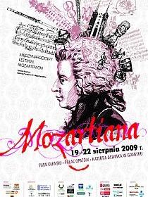 Mozartiana 2009 - Koncert finałowy