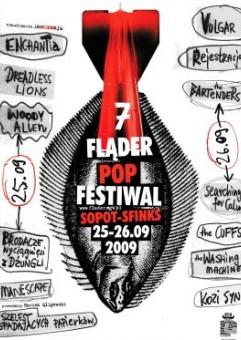 7. Fląder Pop Festiwal