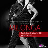 Tango argentyńskie - milonga
