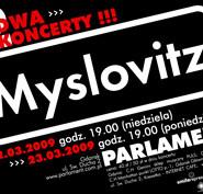 Myslovitz - 2 koncerty