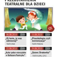 Przedstawienie dla dzieci - Teatr Pinezka