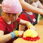 Warsztaty plastyczne dla teatru lalkowego edycja letnia