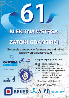 Błękitna Wstęga Zatoki Gdańskiej